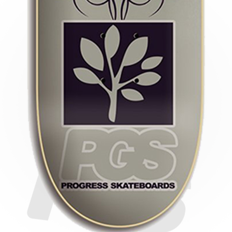 Shape PGS + Lixa Nacional 8.25 Caveira Marfim Profissional