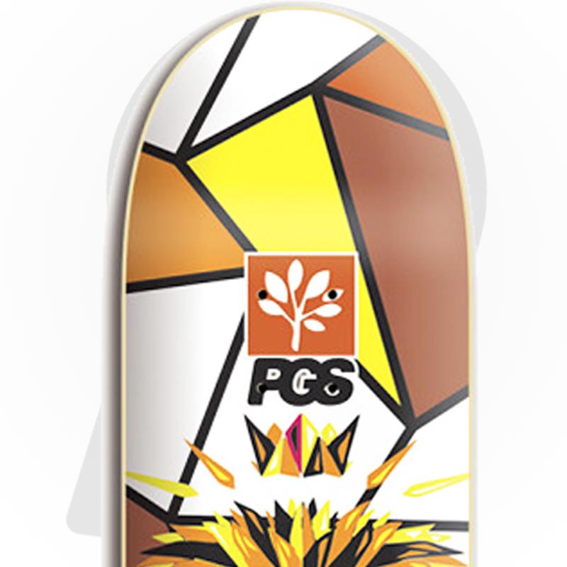 Shape PGS + Lixa Nacional 8.25 Leão Rei Marfim Profissional