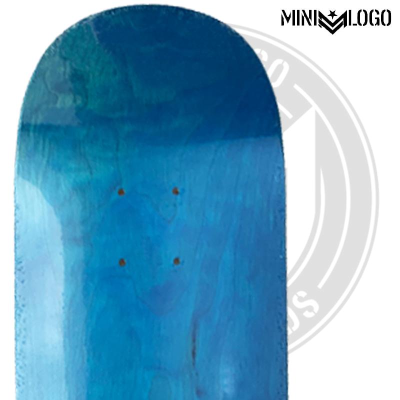 Shape Mini Logo 8.25 Maple Azul Profissional importado