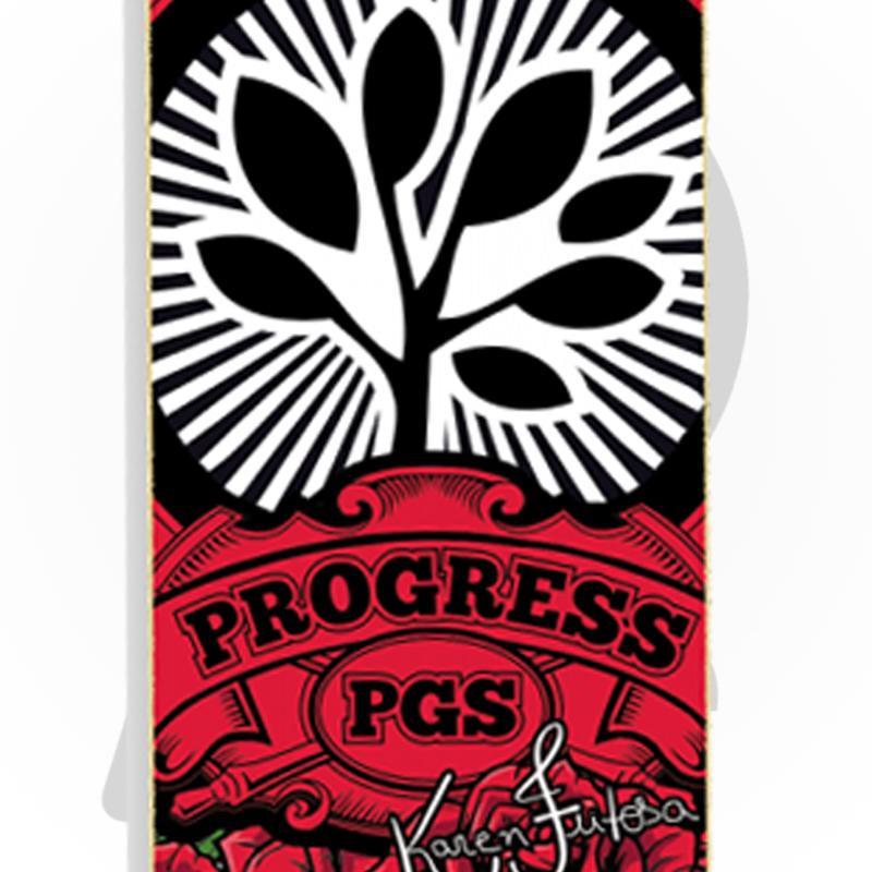 Shape PGS +  Lixa Nacional 8.0 Pro Model Karen Feitosa Flores Marfim Profissional