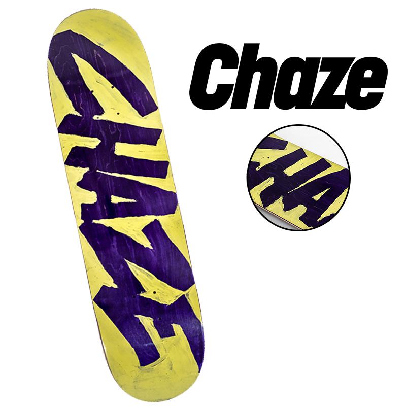 Shape Profissional Importado Maple CHAZE 8.25 - LOGO