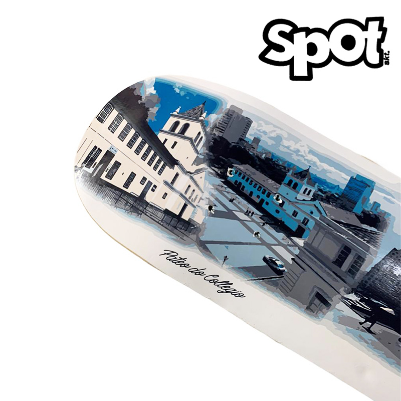 Shape Spot 8.0 Profissional Marfim com Fibber Glass - Páteo do Colégio