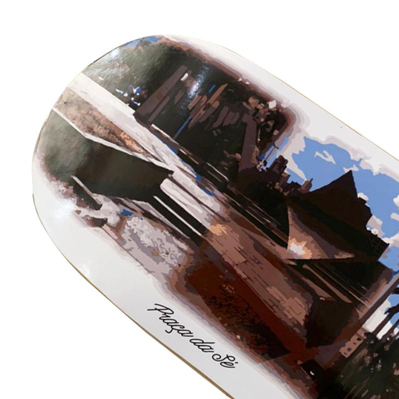 Shape Spot 8.25 Profissional Marfim com Fibber glass - Praça da Sé