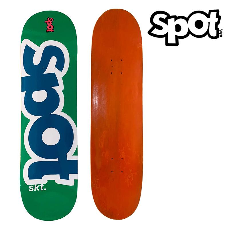 Shape Spot 8.50 Profissional Marfim com Fibber glass - Colors Verde/Azul