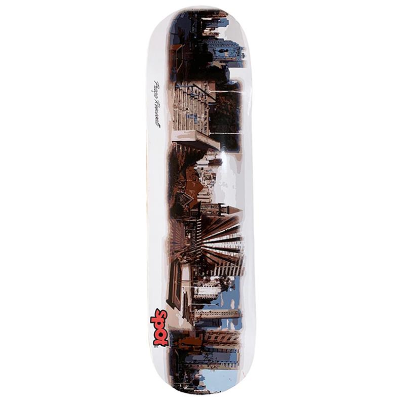 "Shape Profissional Marfim com FIBBER GLASS ""SPOT"" 8.50 - Praça Roosevelt"