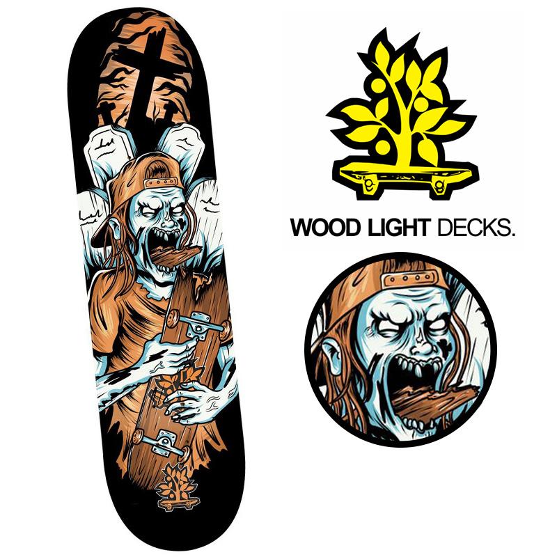 Shape Wood Light 9.0 Profissional Marfim
