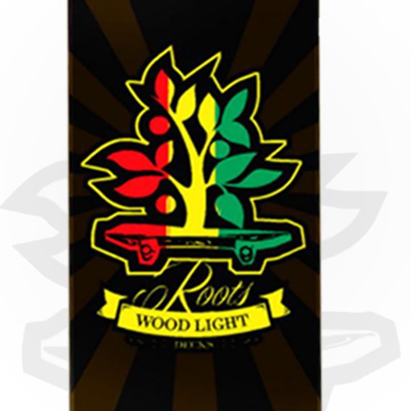 Shape Wood Light 8.50 ROOTS Tree Profissional Marfim + Fiber Glass