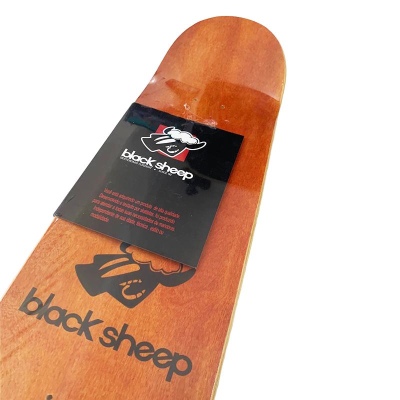 Shape Black Sheep 8.0 Marfim Profissional - Flame