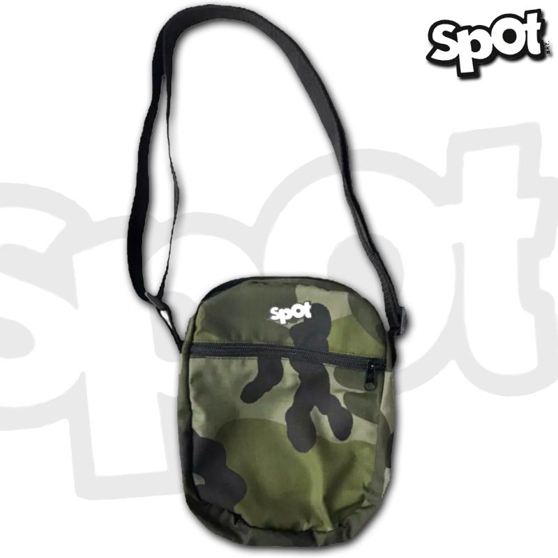 Shoulder's Bagy's SPOT - Camuflada Verde