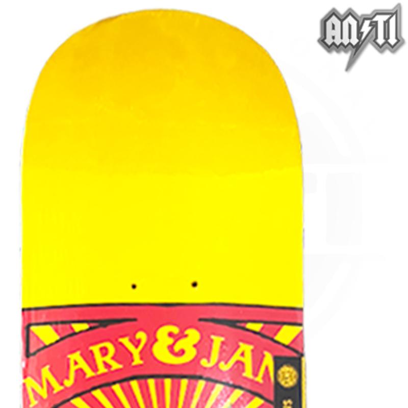 Skate Montado ANTI ACTION Modelo: MARY JANE