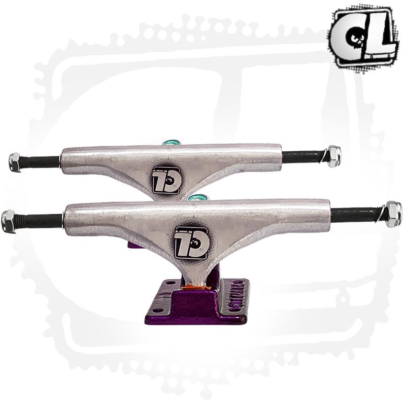 Skate Semiprofissional Montado Believe Classic 8.0