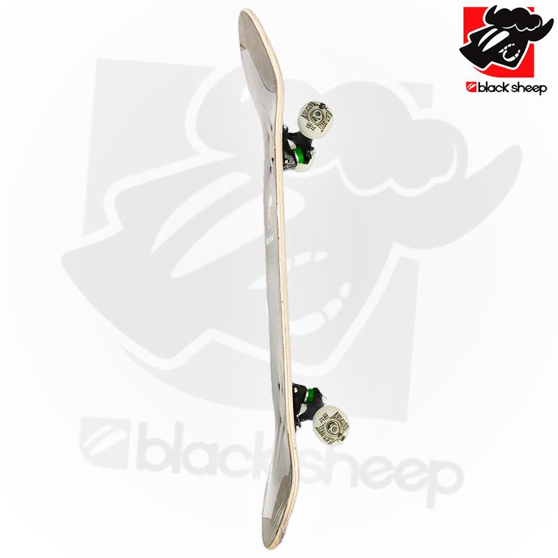 Skate Montado Black Sheep iniciante Modelo: Praia