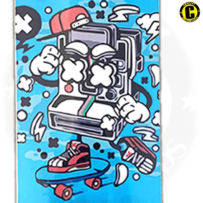 Skate Montado Concept iniciante Modelo: Câmera