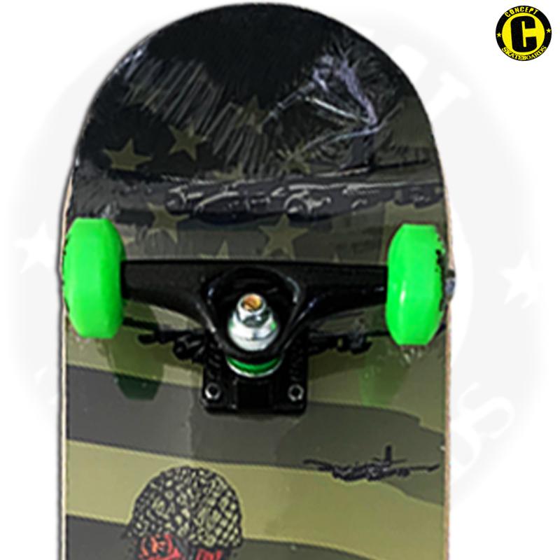 Skate Montado Concept iniciante Modelo: Guerra