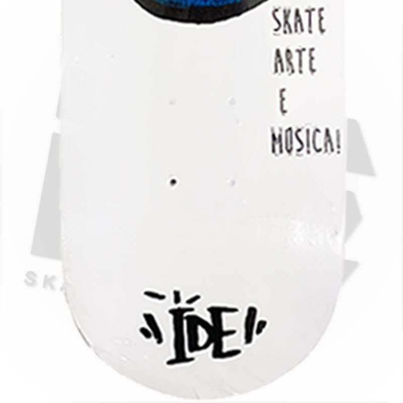 Skate Montado IDE Modelo: ART 2