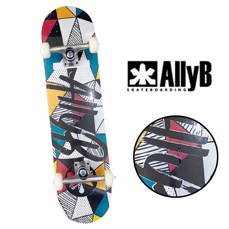 """Skate Montado - INICIANTE """"Allyb """""""