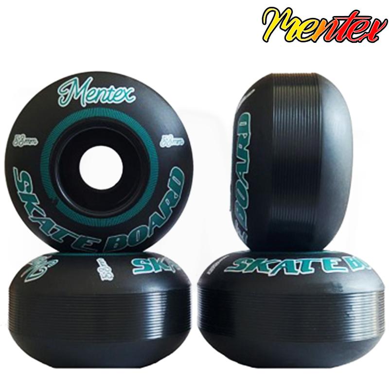 Skate Semiprofissional Montado Spot Colors Laranja e Azul 8.0