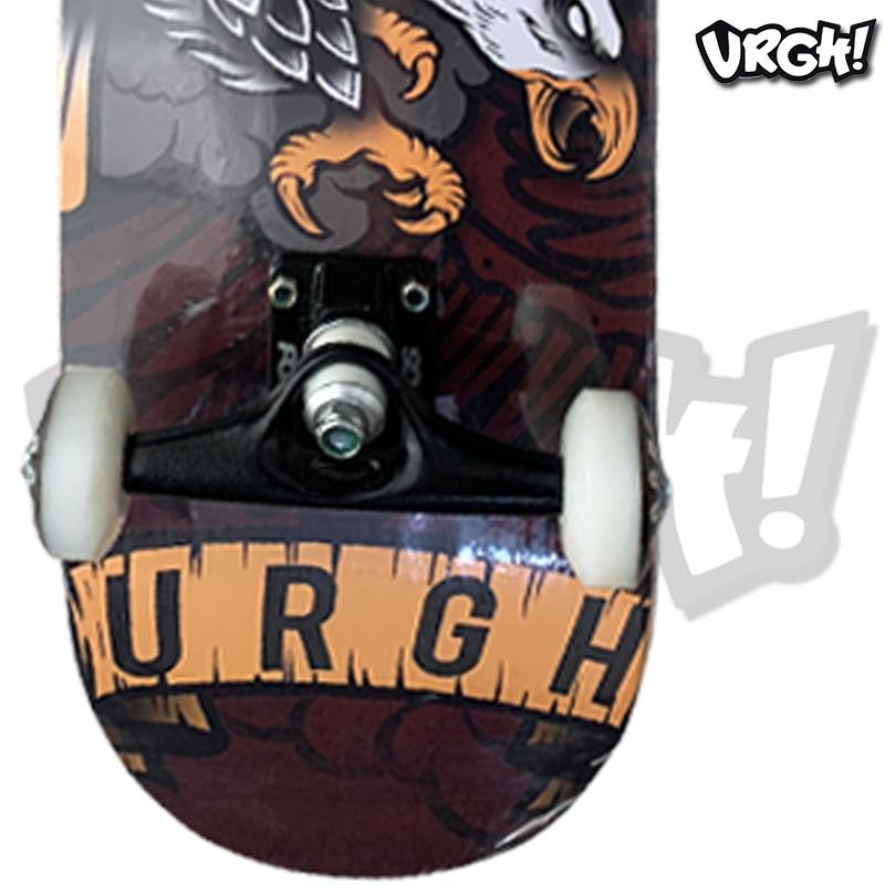 Skate Montado URGH iniciante Modelo: Aguia