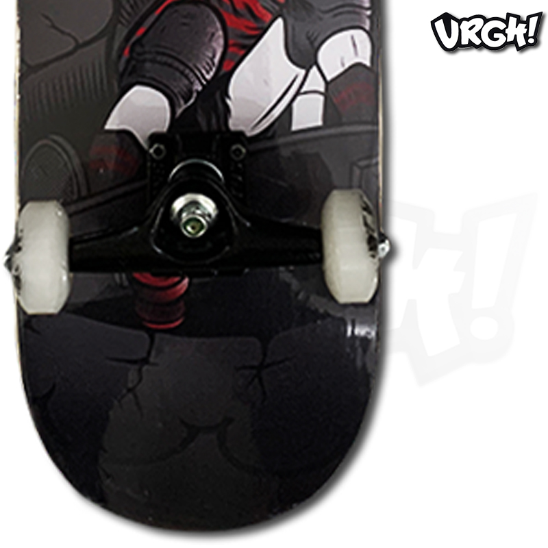 Skate Montado URGH iniciante Modelo: Bowl