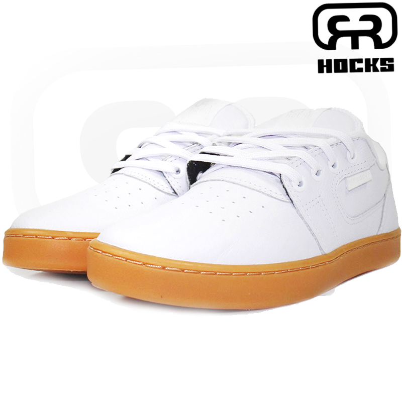 Tênis Hocks De La Calle White/Gum