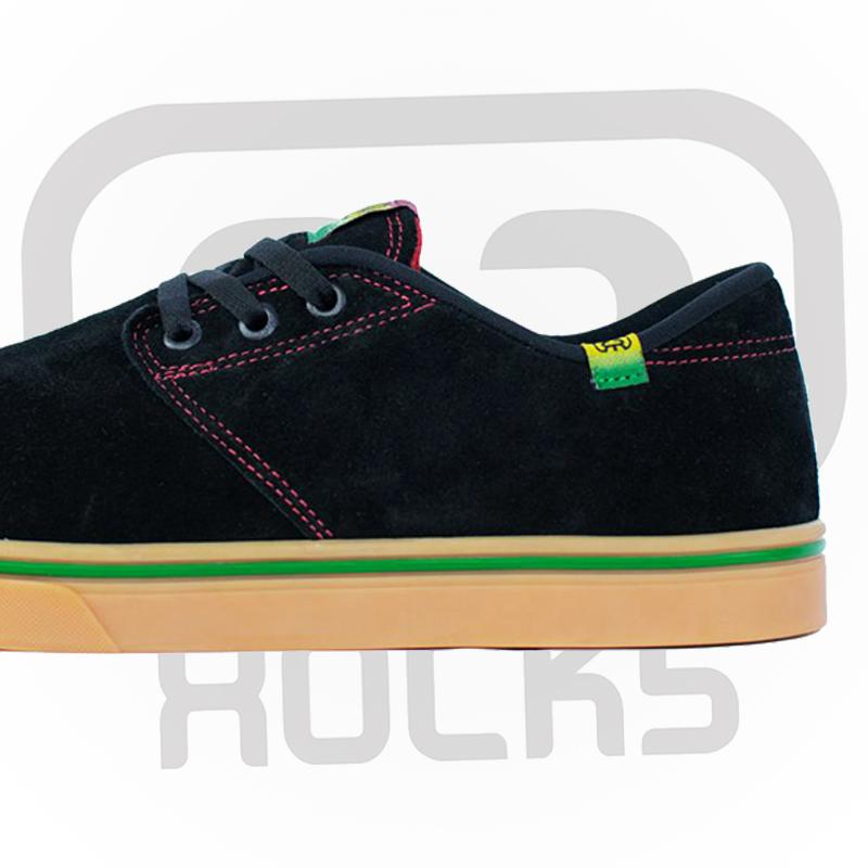 Tênis Hocks Del Mar Black Juana