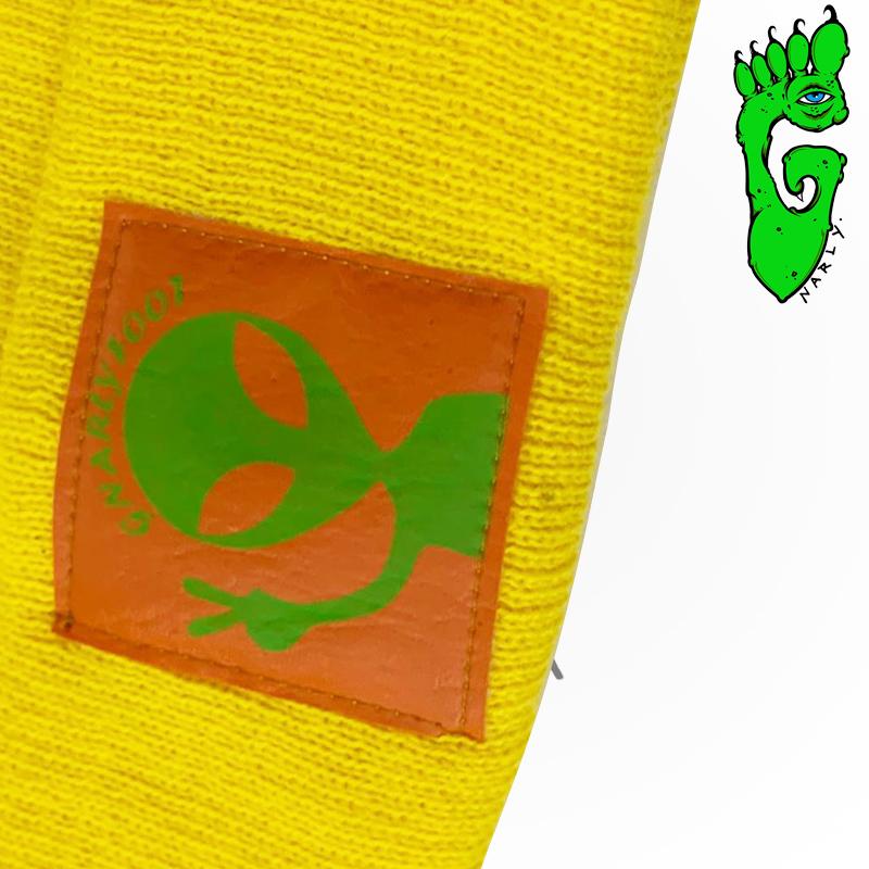 Toca/Gorro G Narly Amarela