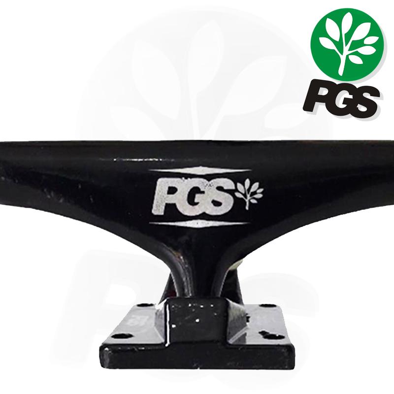 Truck PGS 149mm Preto Profissional