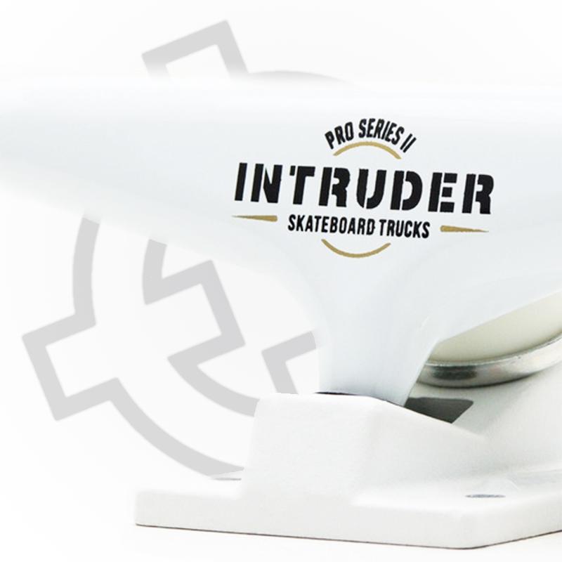 Truck Intruder 139mm Hollow Profissional  - Branco