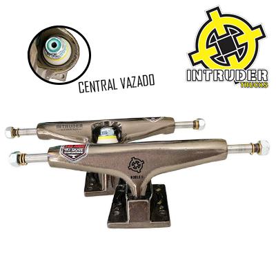 Truck Intruder 149mm Hollow Profissional - Cinza Chumbo