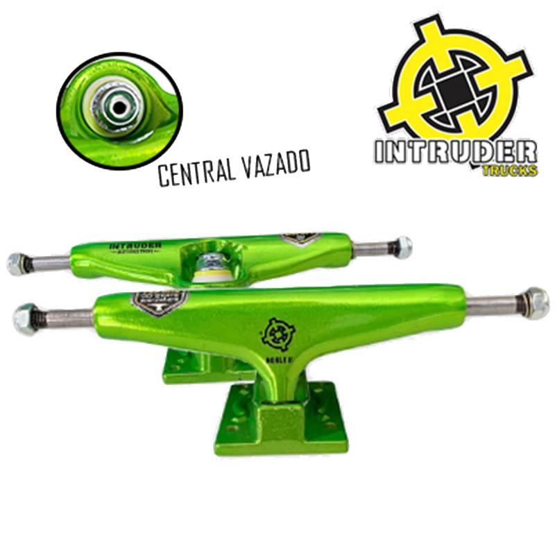 Truck Intruder 149mm Hollow Profissional  - Verde