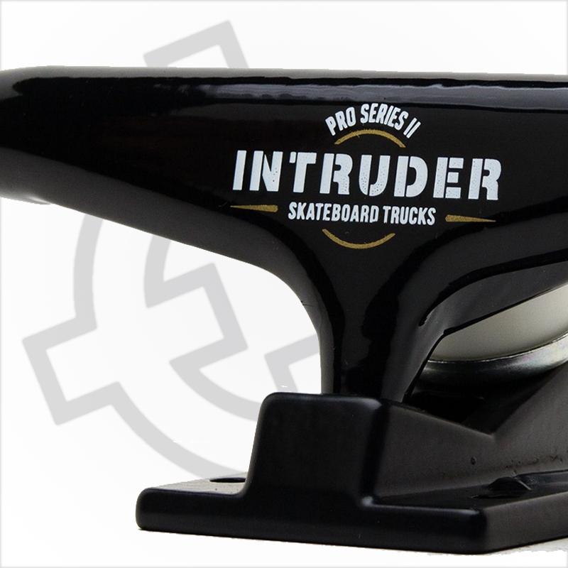 Truck Intruder 139mm Hollow Profissional PRO 2  - Preto