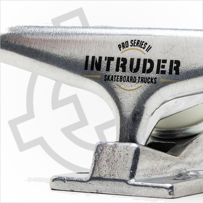 Truck Intruder 139mm Hollow Profissional PRO 2  - Prata