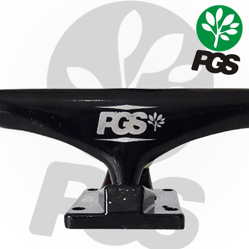 Truck PGS 139mm Profissionais - Preto
