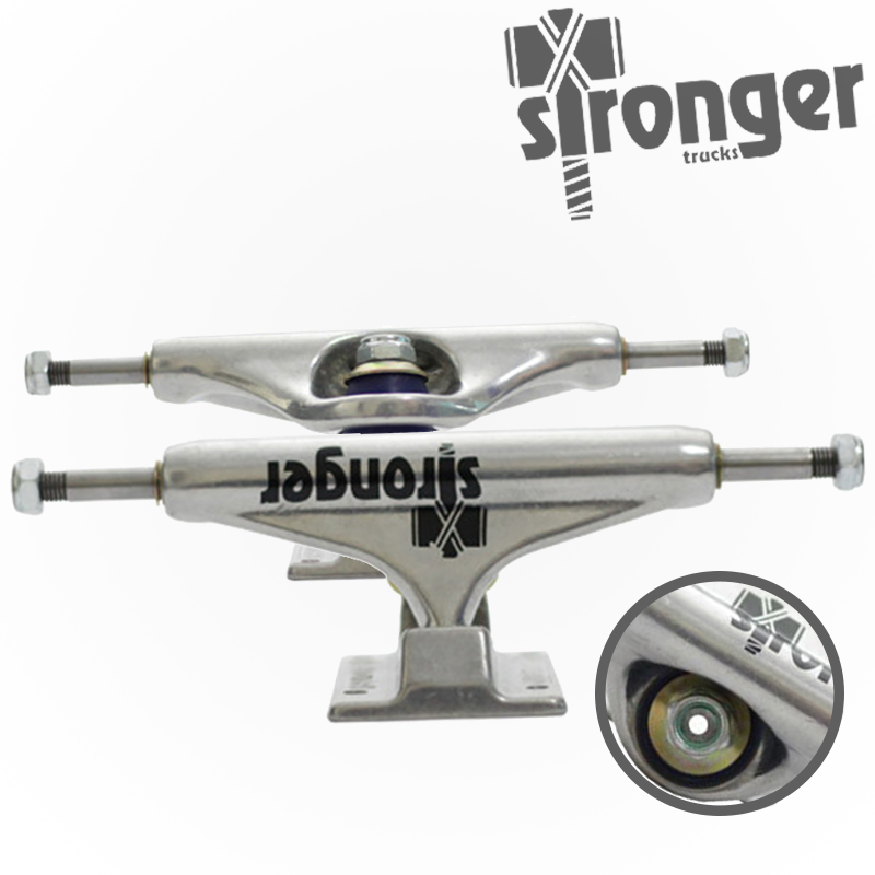 Truck Stronger 149mm Hollow Profissional - Polido