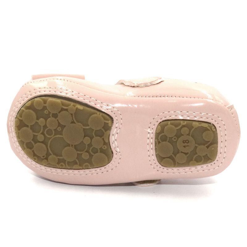 Sapatilha Infantil Ortopasso Prime Menina Verniz Candy