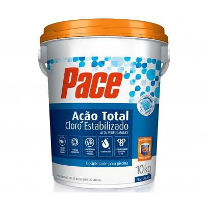 Cloro Granulado Pace Ação Total 10kg