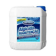Algicida Manutenção Hidroazul 5 Litros para piscinas