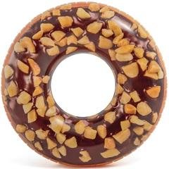 Bóia redonda Dunnuts Chocolate Adulto 99cm - Intex