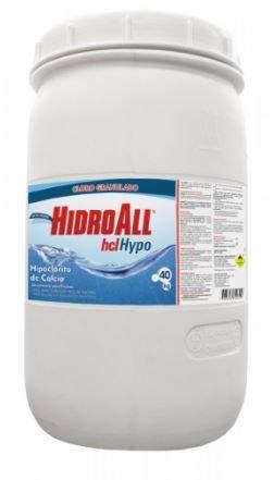 Cloro Granulado Hidroall Hcl Hypo Barrica 40kg