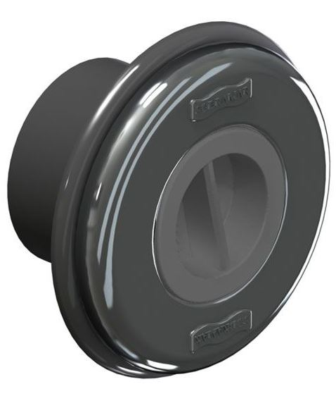 Dispositivo Aspiração Sodramar Vinil STD Prata/Inox