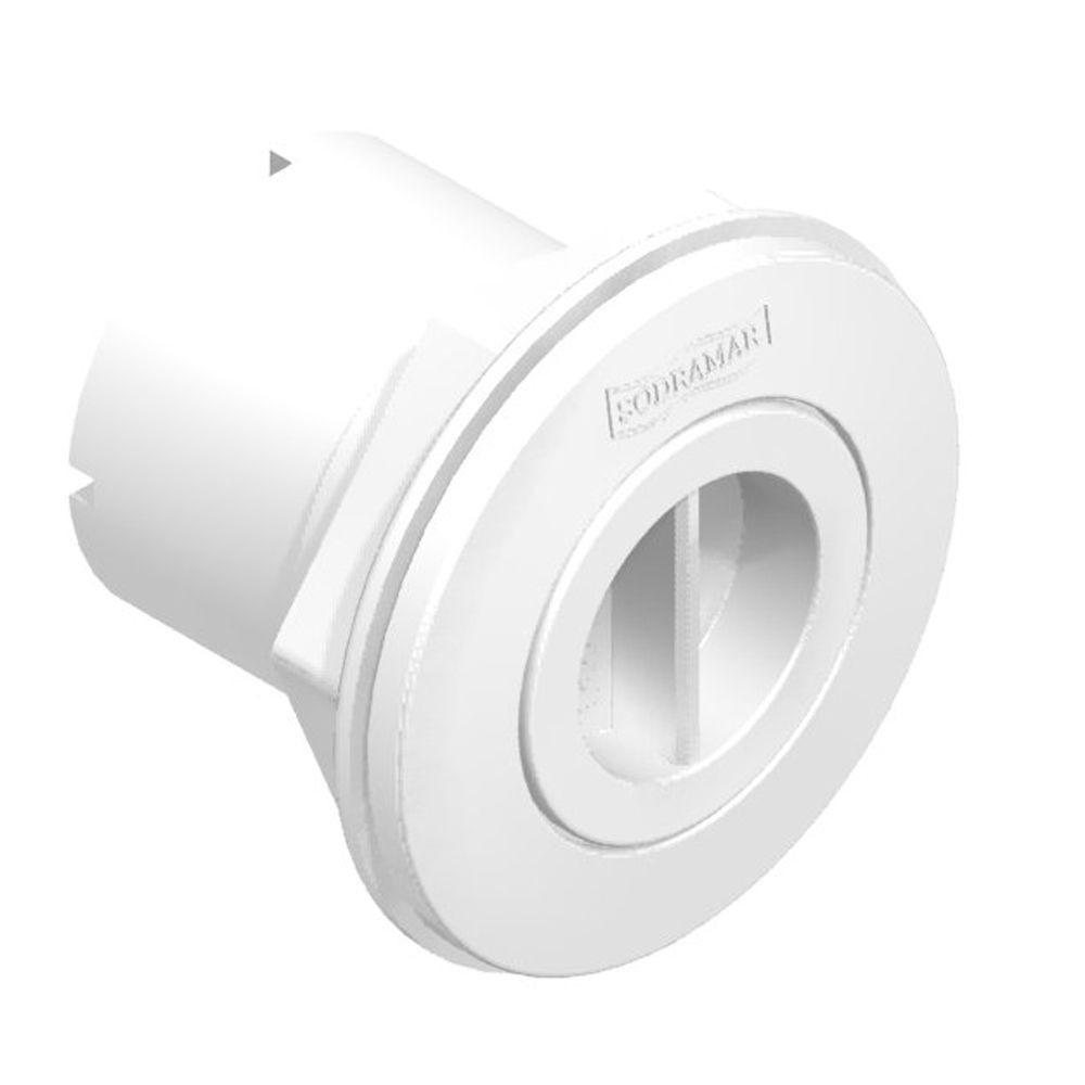 Dispositivo de Aspiração em ABS 1 1/2 para Fibra e Alvenaria Sodramar