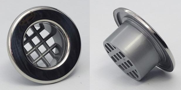 Dispositivo Extravasor DE50-18 Inox - Jacuzzi