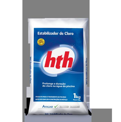 Estabilizador de cloro HTH 1 KG