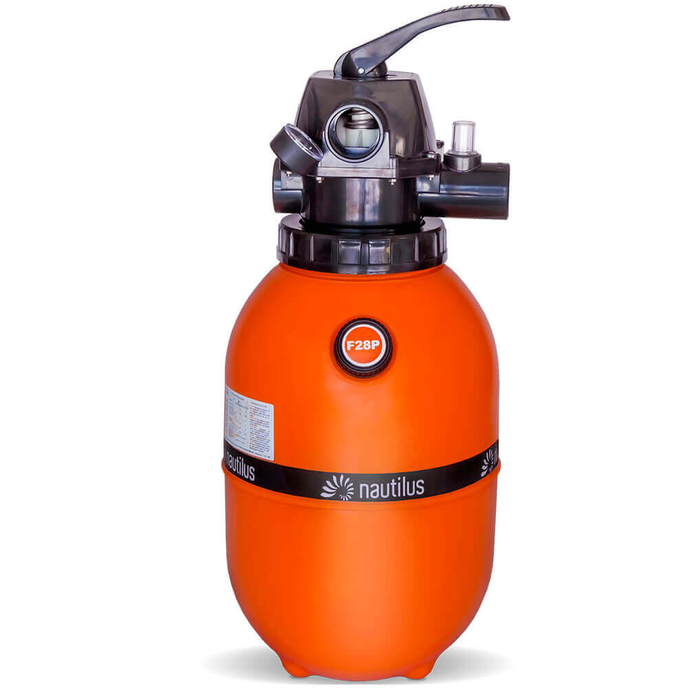 Filtro Nautilus 280-P para Piscinas até 19.000 litros