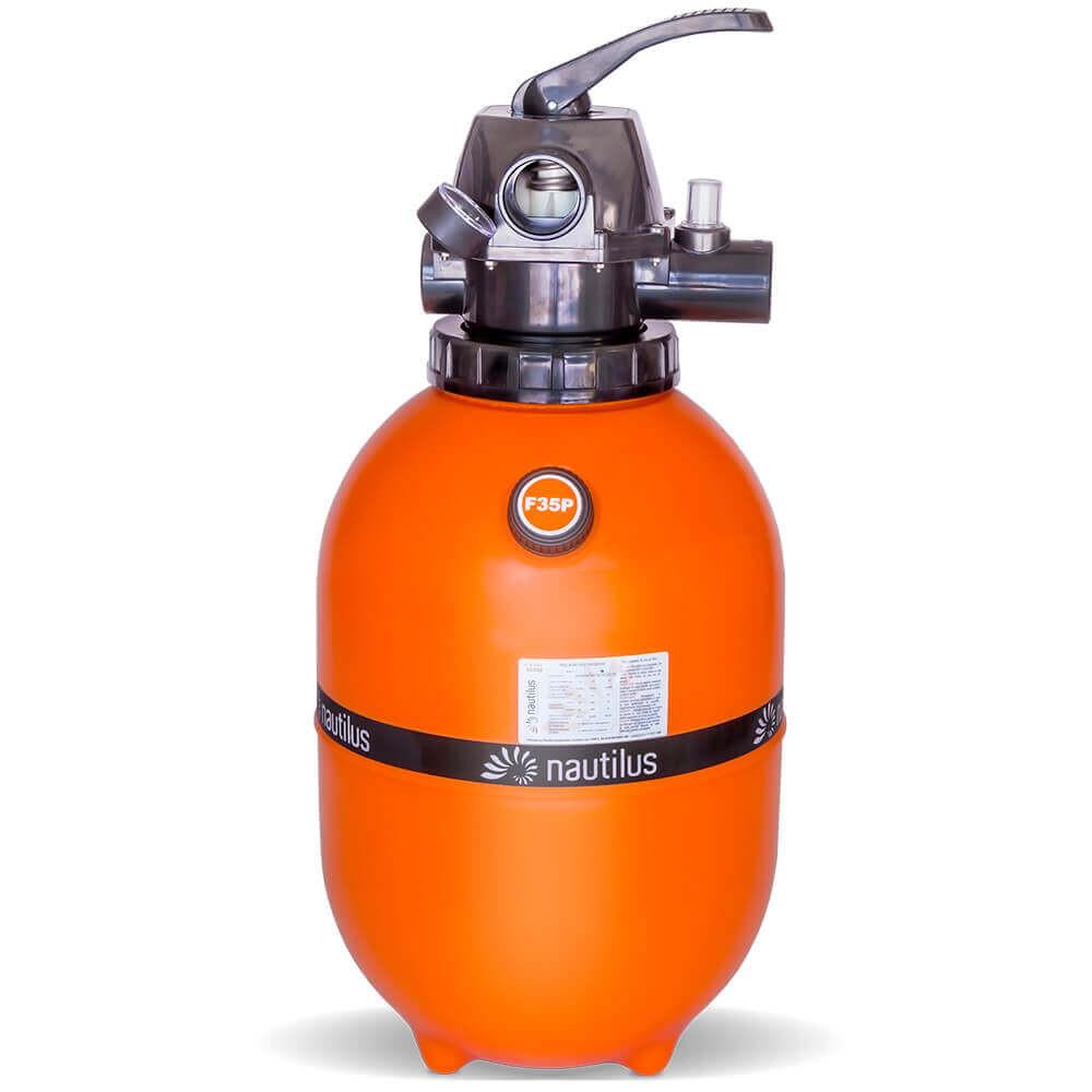 Filtro Nautilus 350-P para Piscinas até 29.000 litros