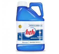 HTH Redutor de Alcalinidade e PH Extra Forte 5 Litros