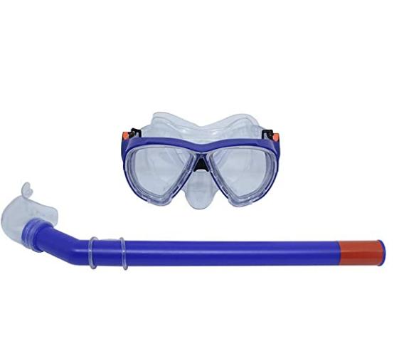Kit Snorkel Com Máscara Belfix