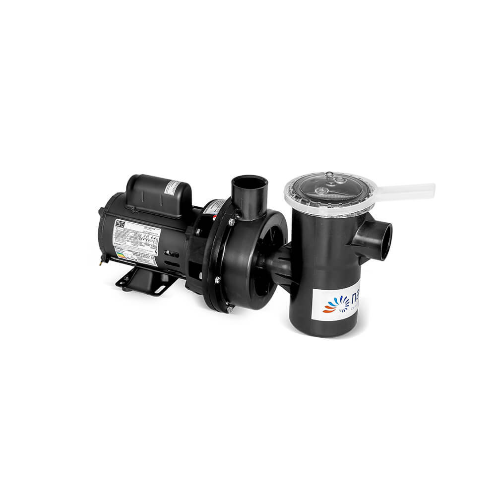 Motobomba Nautilus Centrifuga NBFC-2/M 1/2CV 110-127/220-254VAC 60HZ – para piscinas