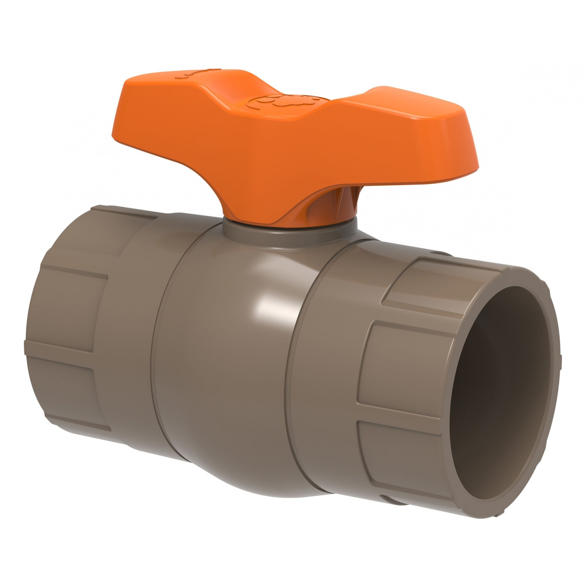 Registro com Esfera Soldável PVC 50mm - Tigre