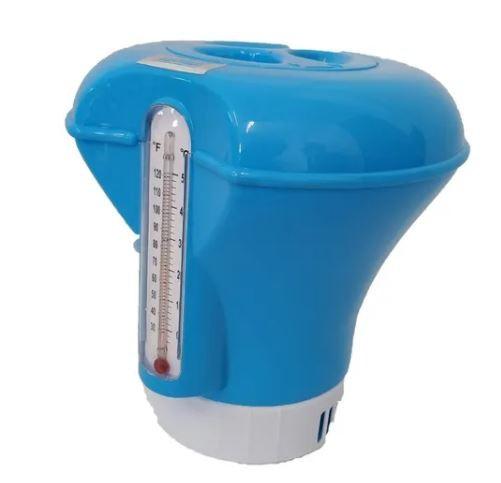 Sodramar Dosador Flutuante c/ Termometro de cloro em tablet